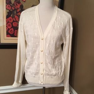 Beautiful vintage made in Italy cardigan